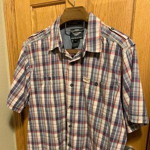Harley Davidson S/S Men's Shirt